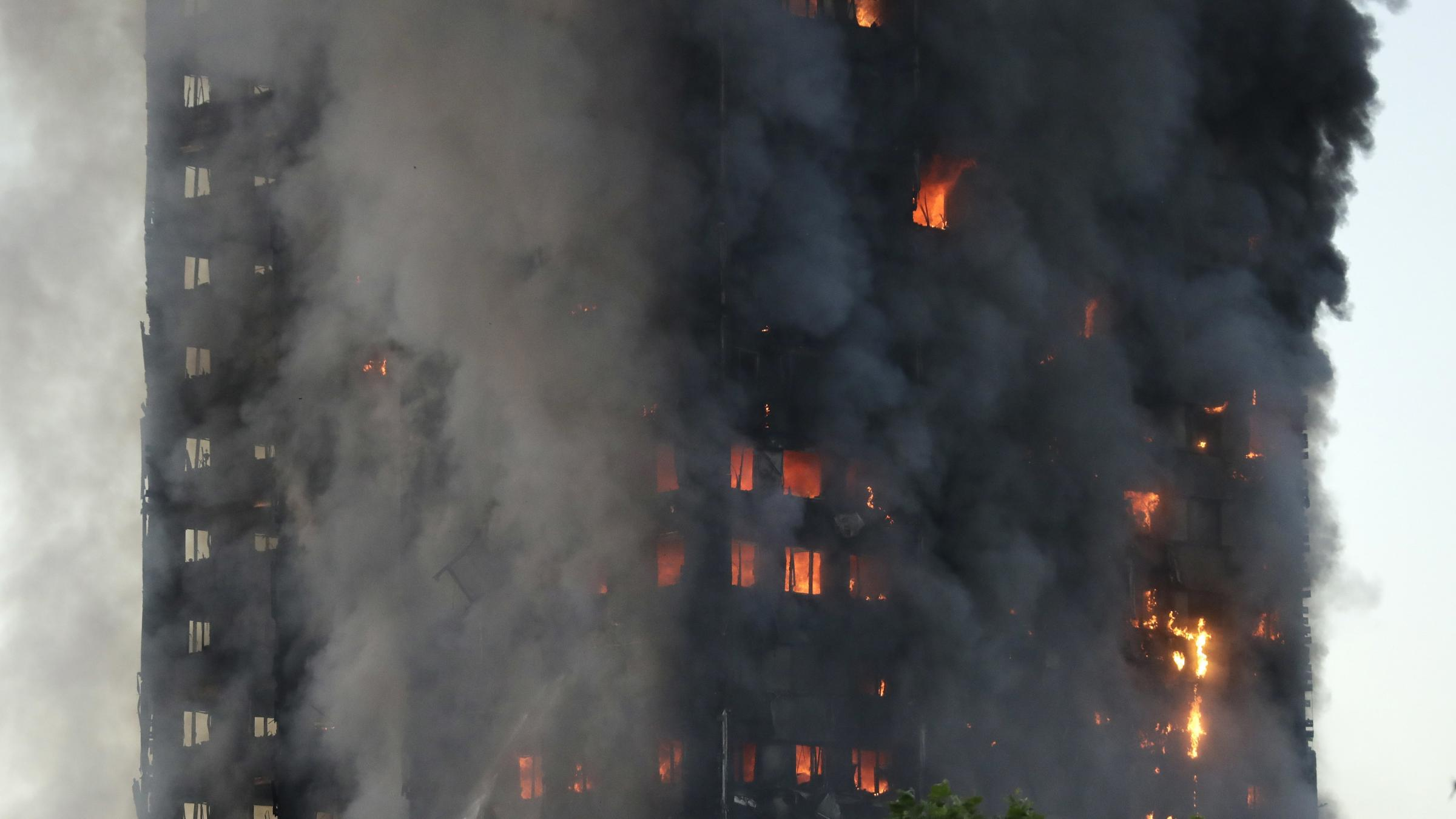 Here is what we know about the West London residential tower inferno
